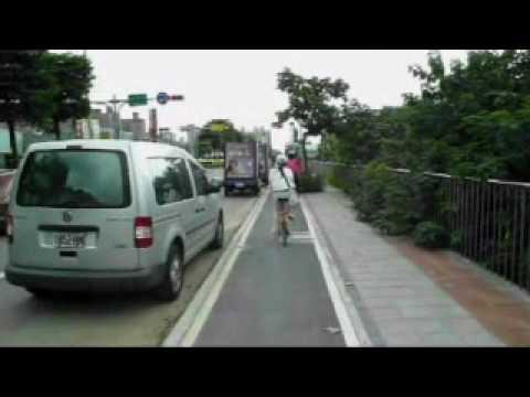 連結全國自行車道建設評比-桃園文中路1/2-影片縮圖