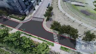 善化區南部科學工業園區特定區L及M區道路暨人行道改善工程-善新西路(另開新視窗)