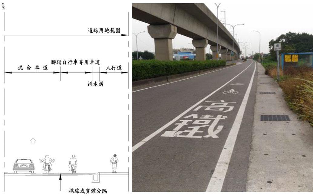 自行車專用車道