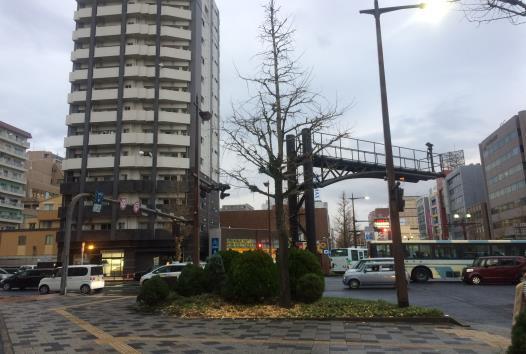 綠帶植栽防護案例(日本)