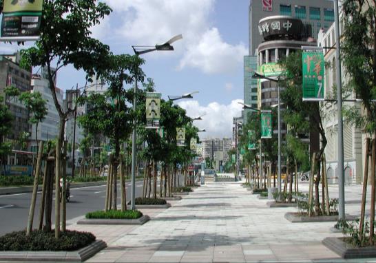 易於維護管理的鋪面材質(台北)