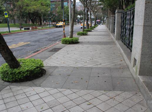 易於維護管理的鋪面設計(台北)