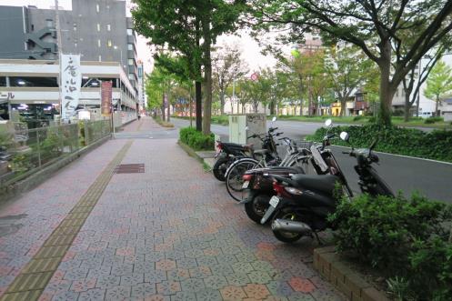 街道整齊有序的情景(2)