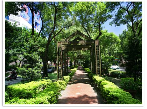 庭園造景之美